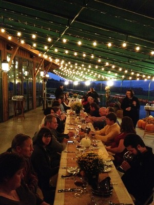 Veraisons Restaurant hosts wine pairing dinners throughout the year
