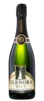 Glenora Wine Cellars 2006 Brut - Bottle Shot