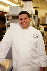 Meet our Executive Chef Orlando Rodriguez