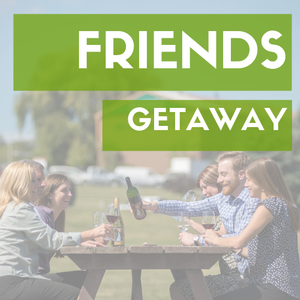Friends Getaway Package at the Inn at Glenora Wine Cellars