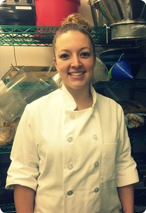 Meet our Pastry Chef Kirsten Fitzpatrick