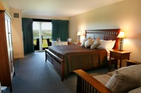 Vintner's Deluxe Guestroom - Inn at Glenora Wine Cellars - Seneca Lake Lodging