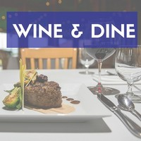 Wine & Dine Package at the Inn at Glenora Wine Cellars